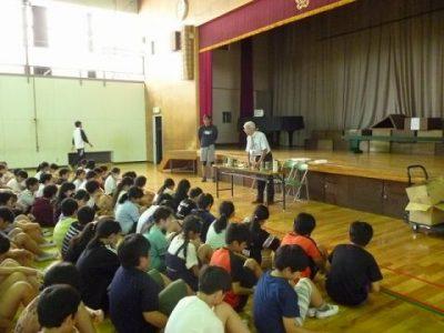6年生 陶芸体験 6月11日(火)
