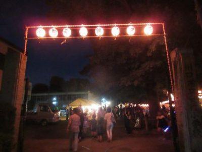 盆踊り大会2日目 8月5日(月)