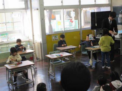 1年生2年生授業参観 2月18日(火)