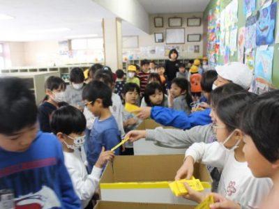 ラオスの小学校に文房具を送ろう!(ラオス募金)ありがとうございました!