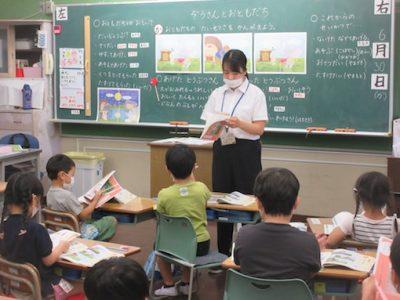 1年生、3年生の学習 6月30日(火)
