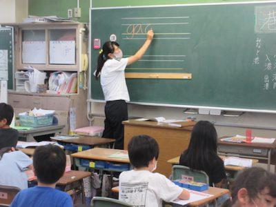 ローマ字の学習 3年生