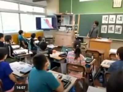 保護中: On-line授業参観5年生 動画記録(パスワード保護されています)