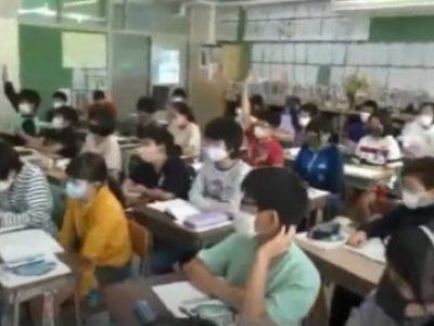 保護中: On-line授業参加6年生 動画記録掲載(パスワード保護)