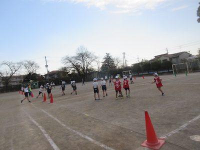 体育 サッカー 4年生