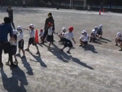 保護中: 安小オリンピック 1年生 動画掲載