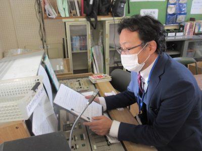 3学期始業式 1月8日(金)