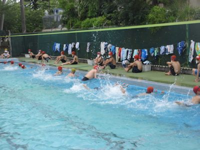 5年生 水泳学習