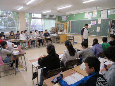 学校公開 1月23日(木)