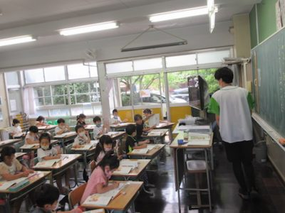 各学年の授業風景 6月16日(火)
