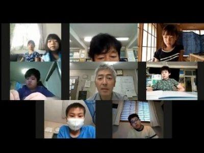 on-line 歴史教室(自由研究 スタディサポート)8月15日