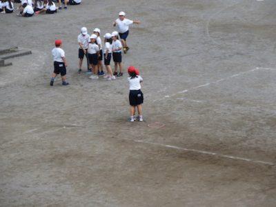 体育 ティーボール 3年生
