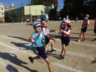 安小オリンピック なかよし学級