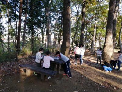 どんぐりごま大会(自然サイエンスクラブ)11月26日(木)動画掲載