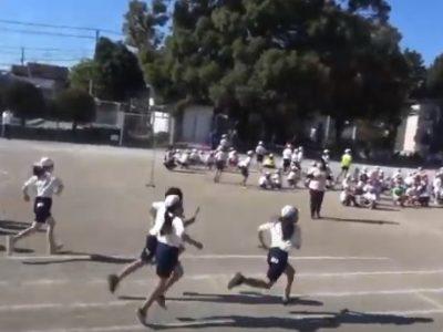 保護中: 安行小オリンピック4年生 動画掲載