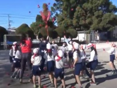 保護中: 安行小オリンピック 3年生 動画掲載