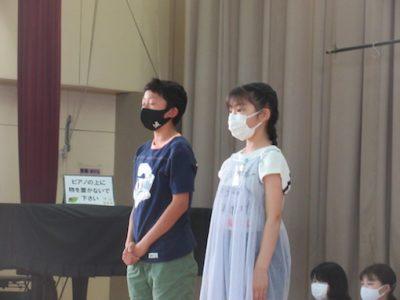 児童集会 委員会紹介 (動画)5月26日(火)