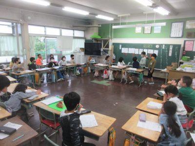 3年生 学級会