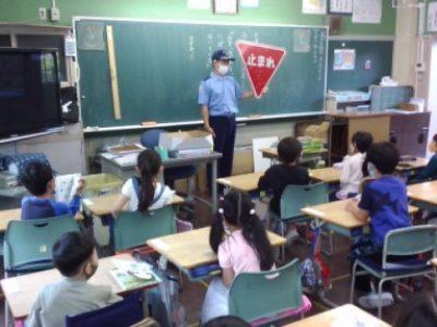 1年生 交通安全教室   5月14日(金)