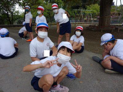 安小オリンピック2021 なかよし学級 10月16日(土)