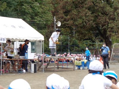 安小オリンピック2021 2年生