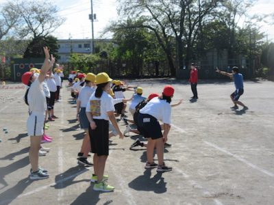 5年生 安小オリンピック2021練習2