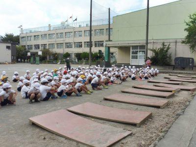 2年生 運動会の練習